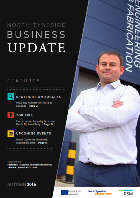 North Tyneside Business Update