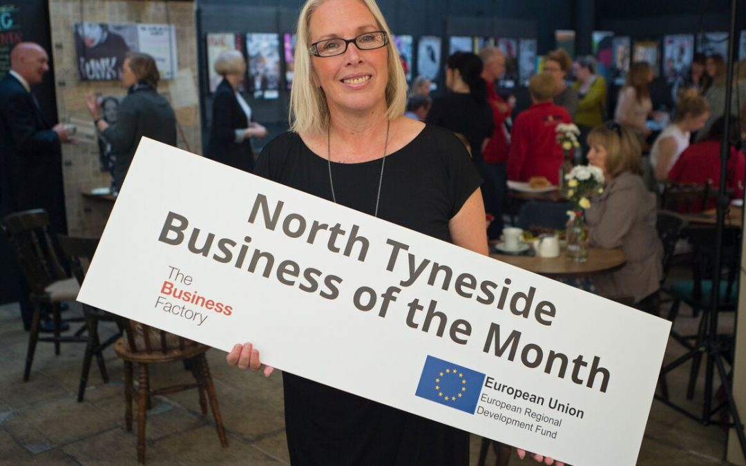 Jackie Collins Consultancy Ltd – Business of the Month