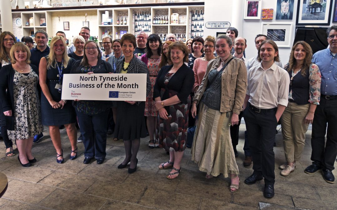 North Tyneside rewarded for Entrepreneurial Spirit with Enterprising Britain Award